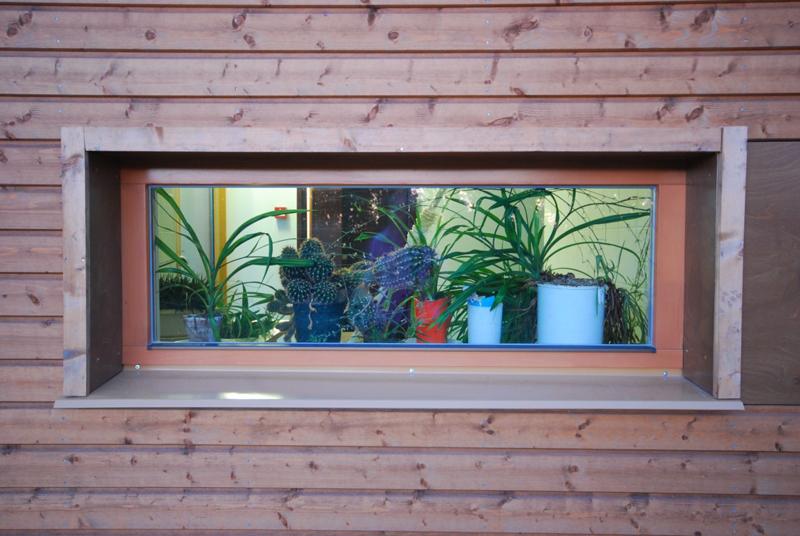 Outdoor Windowsills